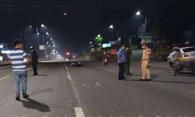 Đồng Nai: Vây bắt đua xe, chiến sĩ cảnh sát cơ động bị tông thẳng vào người, trọng thương nghiêm trọng