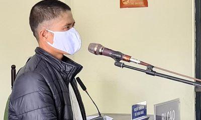 Người đàn ông lĩnh án 12 tháng tù vì chống đối công an tại chốt kiểm dịch Covid-19