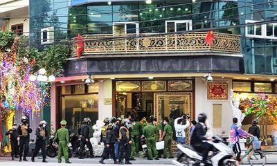 Vụ vợ chồng đại gia đất Thái Bình bị bắt giữ: