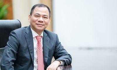 """Forbes tôn vinh tỷ phú Phạm Nhật Vượng trong """"bảng vàng"""" chống dịch Covid-19"""