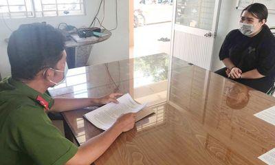 Làm ăn thua lỗ sợ bị bố mẹ la mắng, thiếu nữ 19 tuổi báo tin giả bị cướp gần 300 triệu