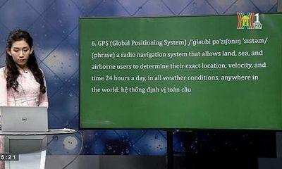 Chi tiết lịch phát sóng chương trình học qua truyền hình từ ngày 20/4 đến 25/4