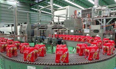 Khám phá công nghệ vô trùng sản xuất Trà Dr Thanh 48.000 chai mỗi giờ