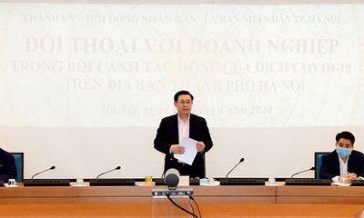 Vingroup, T&T, FLC đề xuất gì với Bí thư Hà Nội trong buổi đối thoại với doanh nghiệp?