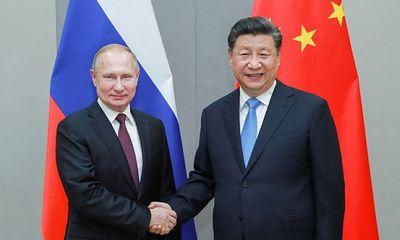 Ông Tập Cận Bình điện đàm với ông Vladimir Putin lần thứ 2 trong tháng
