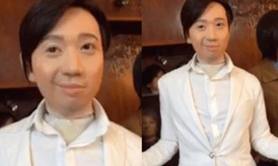 Tượng sáp thảm hoạ của Trấn Thành bị chê giống phẫu thuật thẩm mỹ hỏng