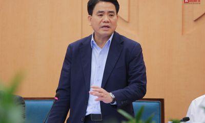 Bộ Công an mời nhiều cán bộ y tế của Hà Nội làm việc về việc mua thiết bị