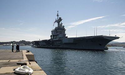 Tình hình dịch virus corona ngày 18/4: Gần 1.100 thủy thủ nhóm tàu sân bay Pháp nhiễm Covid-19