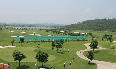 Sân golf Tam Đảo bị phạt 15 triệu đồng do vi phạm quy định phòng chống dịch