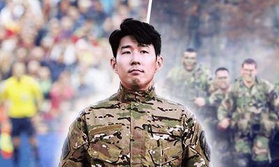 Son Heung-min tham gia khoá huấn luyện cực khắc nghiệt: Hành quân 30 km với 40 kg quân tư trang