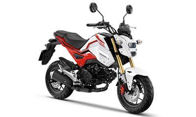 """""""Chiến binh đường phố"""" Honda MSX 125 giá cực mềm khiến đối thủ Yamaha Exciter 150 phải dè chừng"""