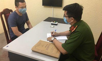 Hà Nội: Bắt gã trai 9X cướp điện thoại, dùng clip