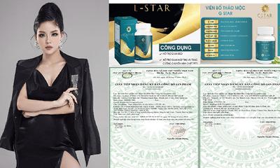 Y tế sức khỏe - TPCN G Star và L-Star đã được cấp phép lưu hành và kiểm nghiệm chất lượng