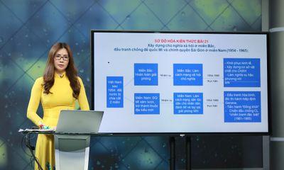 Chi tiết lịch phát sóng chương trình học trên truyền hình cho học sinh cả nước từ 20-25/4