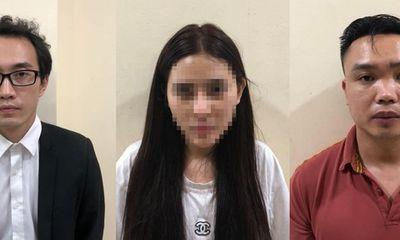 Hà Nội: 2 cô gái bán dâm giá 25 triệu đồng, chi hoa hồng cho