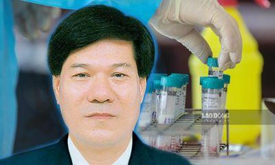 Khởi tố, bắt tạm giam Giám đốc Trung tâm Kiểm soát bệnh tật Hà Nội Nguyễn Nhật Cảm
