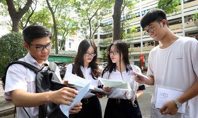 Kỳ thi THPT quốc gia năm 2020: Các trường đại học tự chủ tuyển sinh