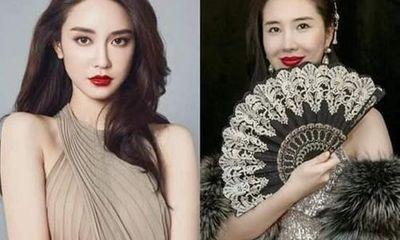 Nhan sắc xinh đẹp cực phẩm của vợ chủ tịch Taobao vừa công khai dằn mặt