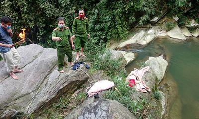 Tìm thấy thi thể nam sinh lớp 8 đuối nước khi tắm suối ở Hà Giang