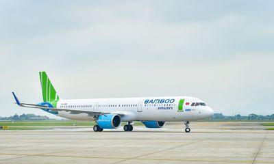Bamboo Airways thông báo lịch khai thác các đường bay nội địa tới 30/4