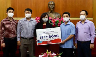 """Y tế sức khỏe - Chương trình """"vững vàng Việt Nam"""" phòng chống dịch Covid-19"""