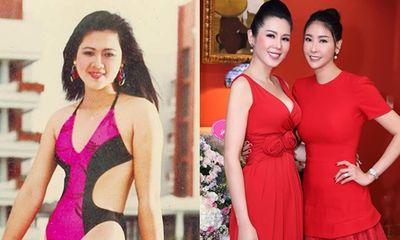 Cuộc sống của người đẹp cùng thời Hà Kiều Anh, bỏ showbiz để làm tiếp viên hàng không