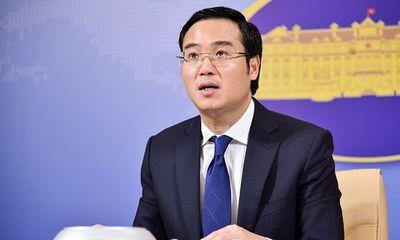 Việt Nam bác công hàm của Trung Quốc về Biển Đông