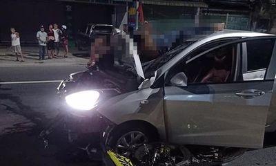 Tin tai nạn giao thông mới nhất ngày 25/4/2020: Xe máy