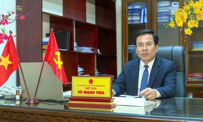 Điều động công tác chủ tịch huyện ở Thái Bình có vợ liên quan đến vụ án Đường
