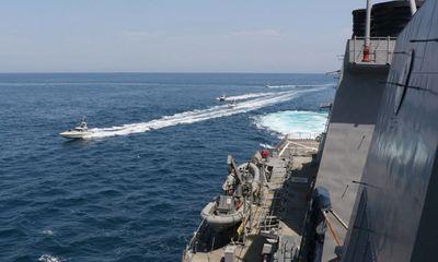 Tin tức quân sự mới nóng nhất ngày 26/4: Tin tức quân sự mới nóng nhất ngày 26/4: Iran tuyên bố sẵn sàng đáp trả chiến hạm Mỹ