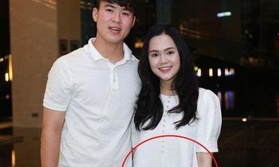 Nghi vấn Quỳnh Anh mang bầu sau 3 tháng kết hôn, Duy Mạnh được dân tình chúc mừng tới tấp