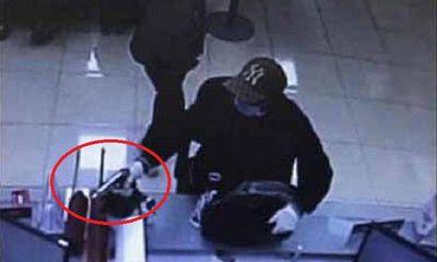 Vụ bịt mặt, cướp ngân hàng ở Hà Nội: Nghi phạm đầu thú ở Quảng Ninh