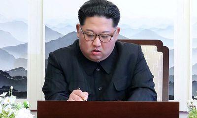 Công bố thư ông Kim Jong-un gửi tổng thống Nam Phi giữa những đồn đoán về sức khỏe