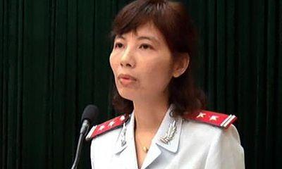 Vụ thanh tra bộ Xây dựng nhận hối lộ ở Vĩnh Phúc: Khai trừ Đảng bà Nguyễn Thị Kim Anh