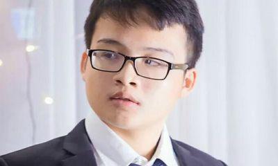 Chân dung nam sinh điển trai xứ Nghệ được 15 đại học Mỹ cấp học bổng