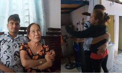 Phản ứng bất ngờ của con gái cô dâu Việt 65 tuổi khi mẹ lấy chồng Tây 24 tuổi