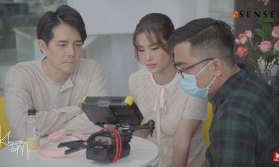 Ông Cao Thắng xúc động bật khóc khi chia sẻ ý tưởng làm MV mới cho Đông Nhi