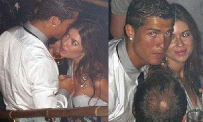 Loạt bê bối tình ái khiến Cristiano Ronaldo phải