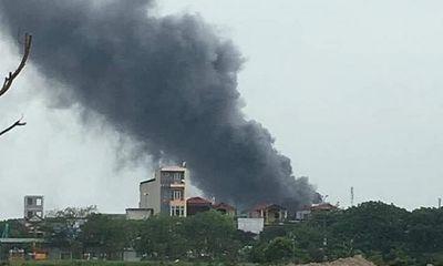 Hà Nội: Khởi tố vụ cháy lớn tại KCN Phú Thị khiến 3 người tử vong