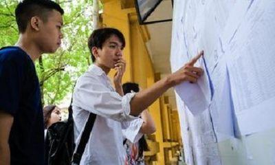 Bộ GD&ĐT công bố đề tham khảo thi tốt nghiệp THPT năm 2020