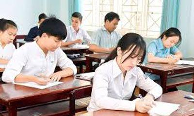 Đáp án gợi ý đề thi môn Toán kỳ thi tốt nghiệp THPT 2020