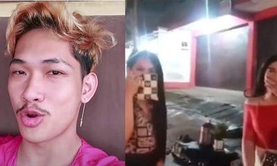 Lừa gạt, tặng rác cho phụ nữ chuyển giới, nam vlogger hứng chịu 'gạch đá'