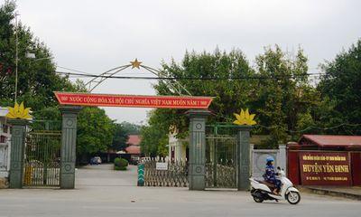 Đang nợ 52 tỷ vẫn xin xây tượng đài 20 tỷ đồng: Phó Chủ tịch huyện Yên Định nói gì?