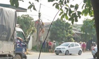 Nghệ An: Nam công nhân bị điện giật tử vong, giám đốc khẳng định đã cắt điện từ trước