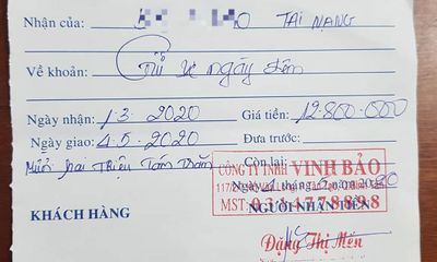 Vụ bãi giữ xe thu phí gần 13 triệu đồng: Quận Bình Tân lên tiếng