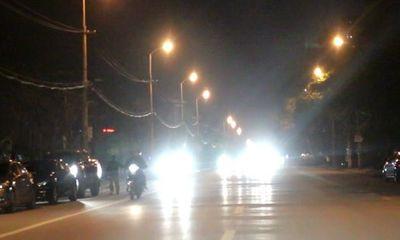 Bộ GTVT đề xuất xe máy phải bật đèn cả ngày