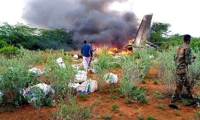 Quân đội Ethiopia bắn rơi máy bay chở hàng cứu trợ Covid-19 đến Somalia