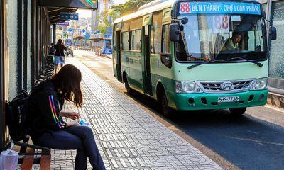 Xe buýt ở TP.HCM hoạt động trở lại bình thường từ ngày 11/5
