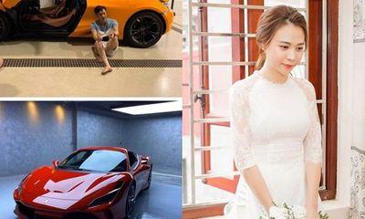 Đàm Thu Trang tặng ông xã siêu xe, Cường Đô La hạnh phúc vì có thêm