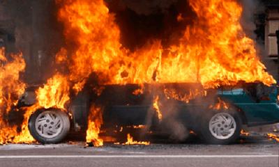 Vợ chồng người Mỹ đào mộ cướp xác, đốt xe tạo hiện trường giả để trục lợi bảo hiểm